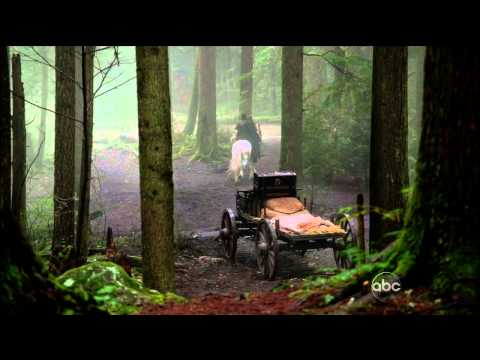 "Once Upon A Time 2x19  ""Lacey"" Belle  Sees Something Good in Rumple as He Miised On Purpose (HD)"