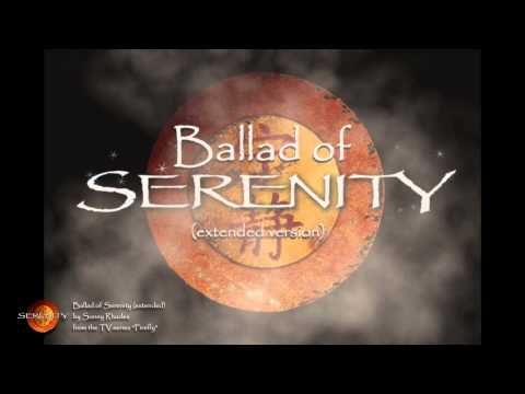 Joss Whedon - The Ballad Of Serenity Firefly Theme