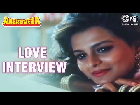 Love Interview - Raghuveer - Sunil Shetty and Shilpa Shirodkar - Full Song