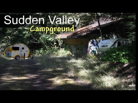 Sudden Valley Campground RV Park Bellingham WA