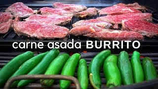Steak Burrito | La Capital