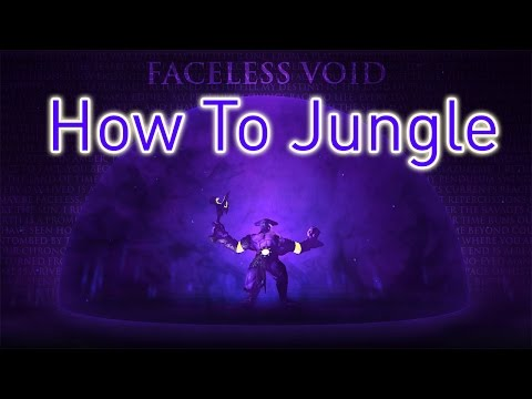 DoTa 2 How To Jungle Void