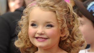 Honey Boo Boo Has Grown Up Quite A Bit