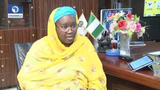 Question Time Interviews Acting Chairman Of INEC Amina Zakari Pt 1