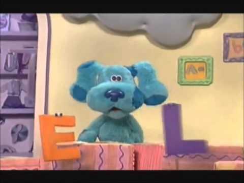 Blue S Room Alphabet Power Part