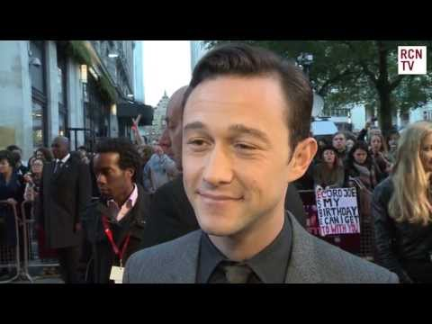 Joseph Gordon-Levitt Interview Don Jon Premiere