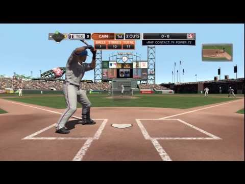 MLB 2K11 Walkthrough Video Guide (PS3) – San Francisco Giants vs Texas Rangers