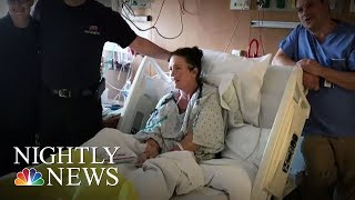New Tool May Help Identify Adults At Risk For Sudden Cardiac Arrest | NBC Nightly News
