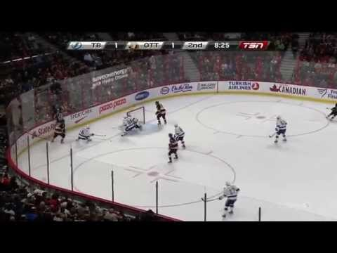 Tampa Bay Lightning vs. Ottawa Senators 02.04.2015