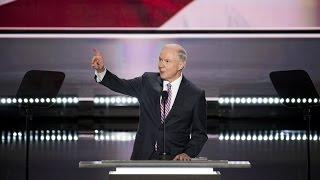 Senator Jeff Sessions Nominates Donald Trump for President