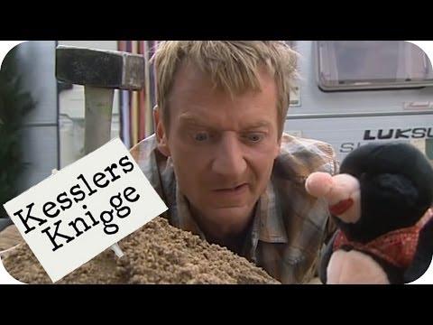 Kesslers Knigge - 10 Dinge, Die Sie Nicht Tun Sollten Wenn Sie Maulwürfe Im Garten Haben