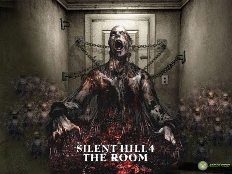 Silent Hill 4 The Room (OLD) [Part 8]