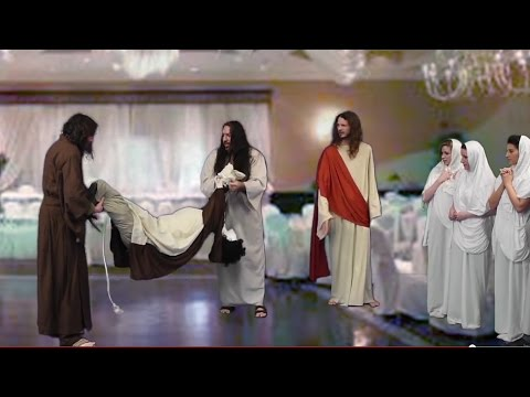 The Word of God thru Parables The Parable of the Wedding Banquet aka The Parable of the Wedding Feast Matthew 22:2-14 In this parable a King invites influential religious leaders of his...