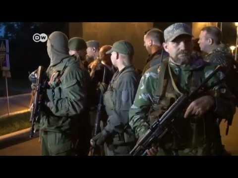 OSCE monitors freed in Ukraine | Journal