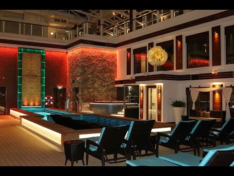 Andy Stuart   Haven luxury accommodation on board Norwegian Escape