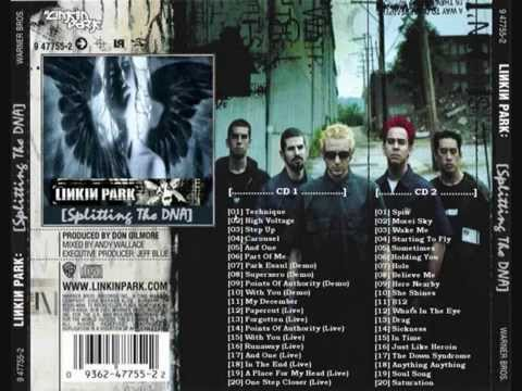 Linkin Park- Step Up and Technique-Splitting the DNA