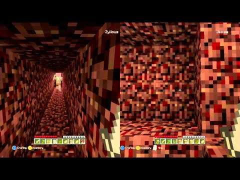 Nether Portal Minecraft Xbox - Getting Your Girlfriend to Game #2