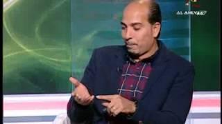 احمد كشرى وعمرو الحديدى وعلاء ابراهيم وذكريات مع الاهلى