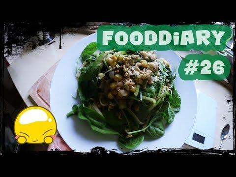 [Abspecken] Food nach der Schwangerschaft #26︱etwas gestresst︱ Fettlogikfrei︱Kalorien zählen