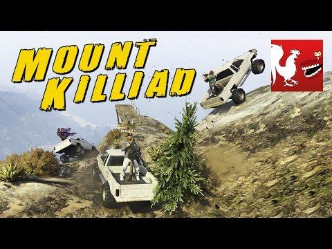 Things to do in GTA V - Mount Killiad