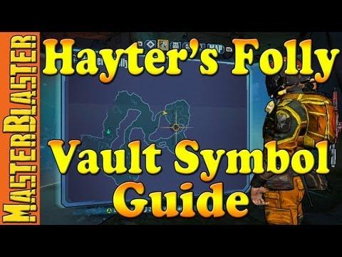 Hayter's Folly Cult Of The Vault Symbol Location Guide - Borderlands 2