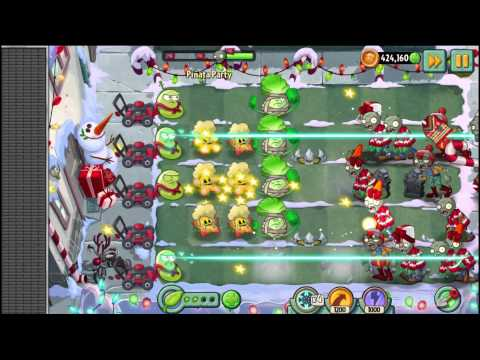 Plants vs Zombies 2 Feastivus Is Here! Holiday Surprises #11