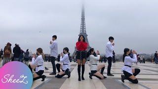 [KPOP IN PUBLIC/PARIS] Chung Ha (청하) Gotta Go (벌써 12시) Dance Cover
