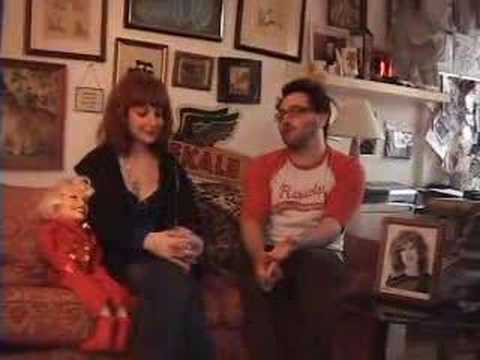 Search for the Next Elayne Boosler:  Julie Klausner