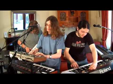 Thumbnail of video 80s Synth Medley (3 guys, 6 keyboards)