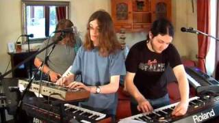 80s Synth Medley (3 guys, 6 keyboards)