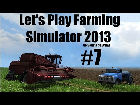 Farming Simulator 2013 S3E7: time to use that silage