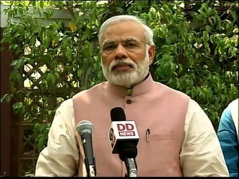 """PM Modi's address after planting """"Kadamb"""" sapling on World Environment Day"""