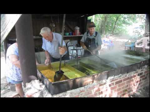 Making Molasses