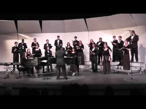 """At the Round Earth's Imagined Corners""-West Valley College Chamber Singers-""Love Lost...Love Found"""