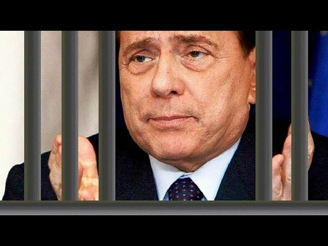Silvio Berlusconi sentenced to 4 years! Bunga Bunga days are over Il Cavaliere
