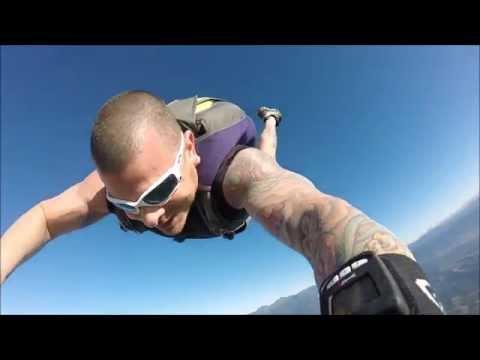 Paraquedismo Rio de Janeiro - Salto de Balão - Alexandre Castro / Hey How Skydive