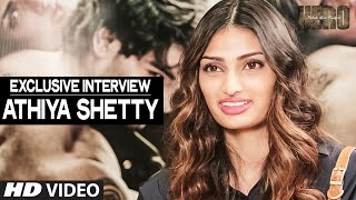 Exclusive: Athiya Shetty Interview | Hero | T-Series