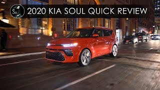 2020 Kia Soul Review | A Loving Sequel