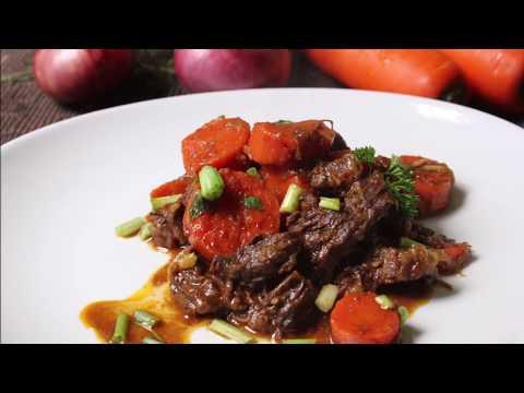 Le cari de bœuf carotte