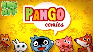 Pango Comics (Studio Pango) - Best App For Kids