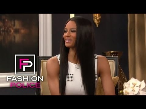 Fashion Police: Ripping on Ciara