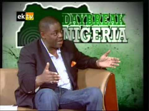 Femi Fani Kayode speaks on muslim/muslim ticket, boko haram, the APC etc., 25th april 2014