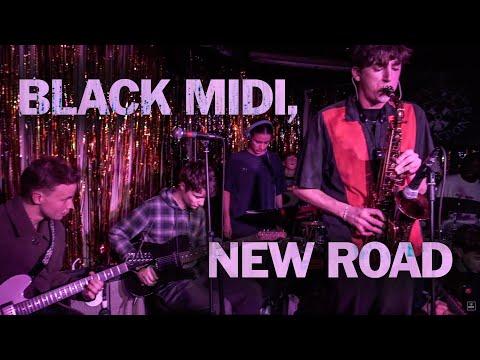 Black Midi, New Road Live at The Windmill, Brixton.