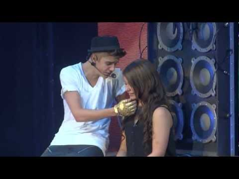 Justin Bieber One Less Lonely Girl Live Montreal 2012 Hd 1080p video
