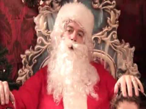 I'M SANTA AND I KNOW IT. [SEXY AND I KNOW IT PARODY]