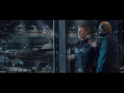 Marvel's Captain America: The Winter Soldier - Featurette 1