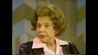 Judy Canova Surprises Daughter Diana, 1980 TV