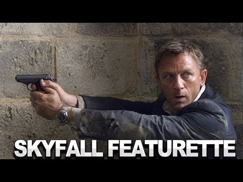 Skyfall - Opening Sequence Featurette