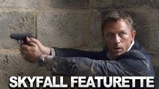 Skyfall - Skyfall - Opening Sequence Featurette