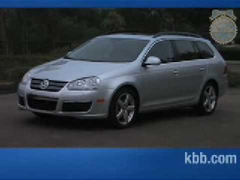 2009 Volkswagen Jetta SportWagen Review - Kelley Blue Book